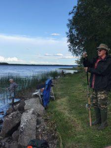 Hammerdalssjön 18-08-17